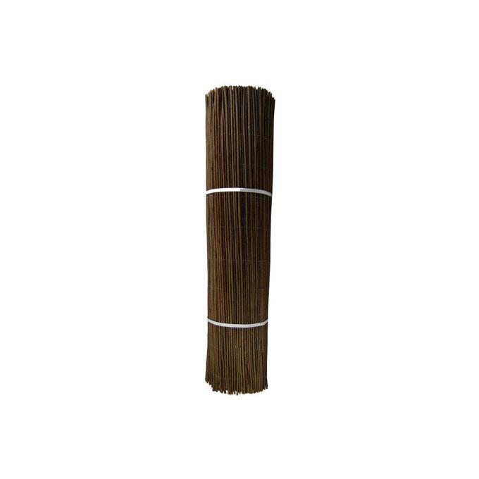 Dekorativ levegg av pil, perfekt for å slippe innsyn eller for avgrensing av tomter. Festes til stolper eller gjerde med f.eks ståltråd.