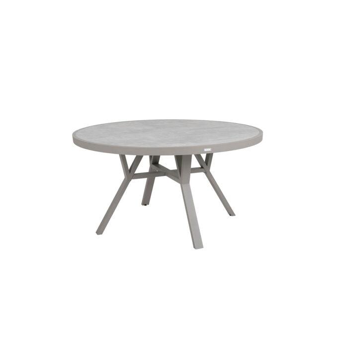 Spisebord Samvaro antrasitt Ø 140cm H 73cm
