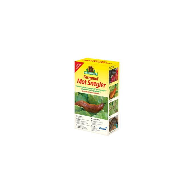 Hageland Mot Snegler 0,5 kg er et hobbypreparat som strøs ut og virker mot snegler på grønnsaker, bær og prydplanter. Middelet strøs ut ved første tegn på snegleangrep.