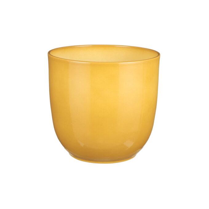 En flott og rimelig potte i keramikk. Finnes i mange farger.